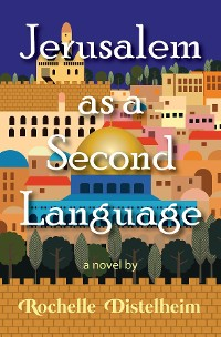 Cover Jerusalem as a Second Language