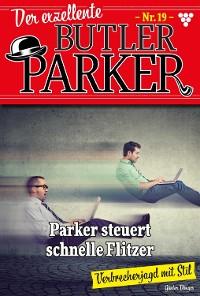 Cover Der exzellente Butler Parker 19 – Kriminalroman
