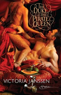 Cover Duke and the Pirate Queen (Mills & Boon Spice)