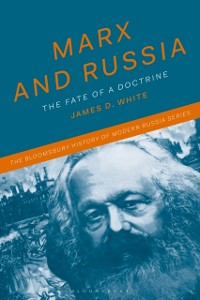 Cover Marx and Russia