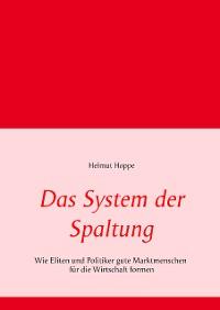 Cover Das System der Spaltung
