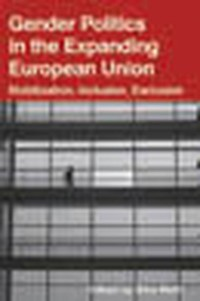 Cover Gender Politics in the Expanding European Union