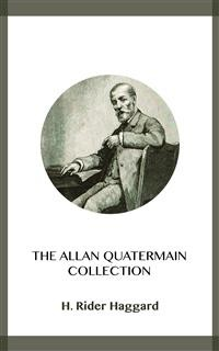 Cover The Allan Quatermain Collection