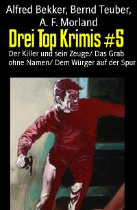 Cover Drei Top Krimis #5