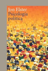 Cover Psicología política