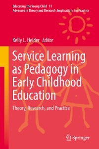 Cover Service Learning as Pedagogy in Early Childhood Education