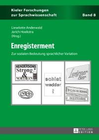 Cover Enregisterment