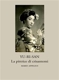 Cover Yu-Ri-Sàn, la pittrice di crisantemi