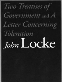 Cover A Letter Concerning Toleration