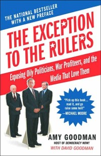 Cover Exception to the Rulers