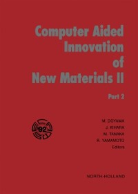 Cover Computer Aided Innovation of New Materials II