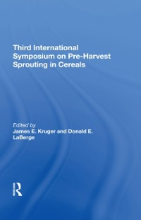 Cover Third International Symposium On Preharvest Sprouting In Cereals