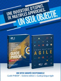 Cover A Guide to the Project Management Body of Knowledge (PMBOK(R) Guide- / Agile Practice Guide Bundle (FRENCH)