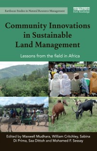 Cover Community Innovations in Sustainable Land Management