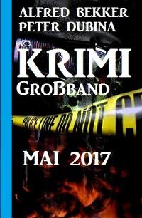 Cover Krimi Großband Mai 2017