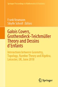 Cover Galois Covers, Grothendieck-Teichmüller Theory and Dessins d'Enfants