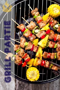 Cover Grill Partie