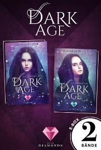 Cover Dark Age: Alle Bände der düster-romantischen Dilogie in einer E-Box!
