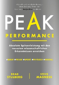 Cover Peak Performance