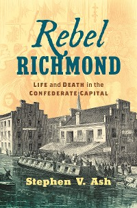 Cover Rebel Richmond