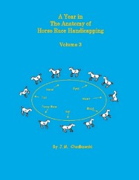Cover A Year In the Anatomy of Horse Race Handicapping: Volume 3