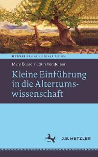 Cover Kleine Einführung in die Altertumswissenschaft