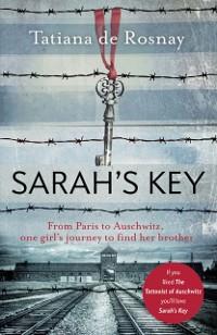 Cover Sarah's Key