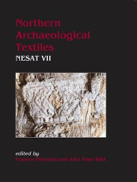 Cover Northern Archaeological Textiles