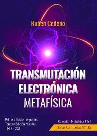 Cover Transmutación Electrónica Metafísica