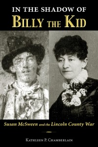 Cover In the Shadow of Billy the Kid