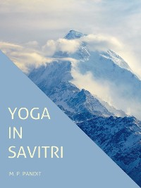 Cover Yoga in Savitri