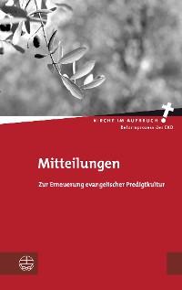 Cover Mitteilungen