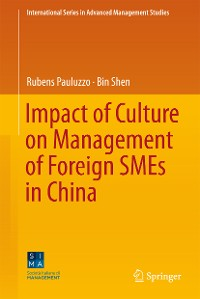 Cover Impact of Culture on Management of Foreign SMEs in China
