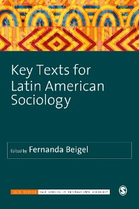 Cover Key Texts for Latin American Sociology