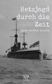 Cover Hetzjagd durch die Zeit