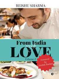 Cover From India with Love, Volume 1