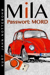Cover Mila - Passwort: Mord