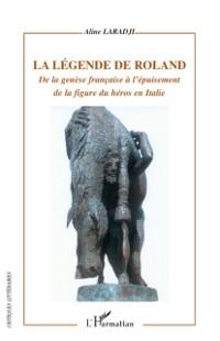 Cover La legende de roland - de la genese fran