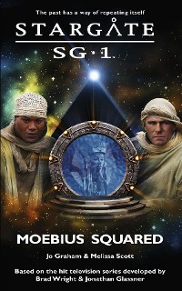 Cover STARGATE SG-1 Moebius Squared