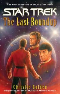 Cover Last Roundup