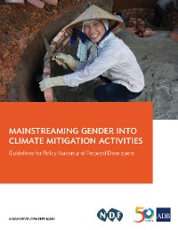 Cover Mainstreaming Gender into Climate Mitigation Activities