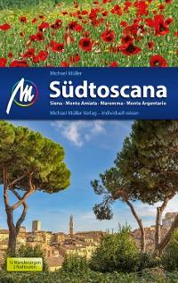 Cover Südtoscana Reiseführer Michael Müller Verlag