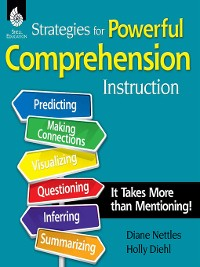 Cover Strategies for Powerful Comprehension Instruction: It Takes More than Mentioning!