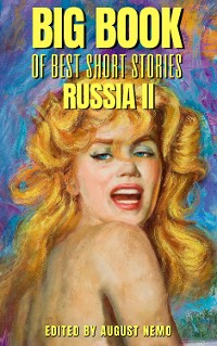 Cover Big Book of Best Short Stories - Specials - Russia 2