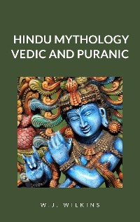 Cover Hindu Mythology, Vedic and Puranic