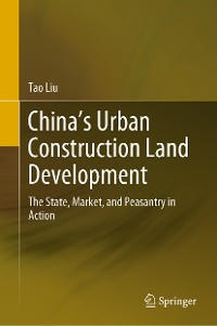 Cover China's Urban Construction Land Development
