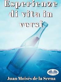 Cover Esperienze Di Vita In Versi