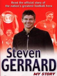 Cover Steven Gerrard