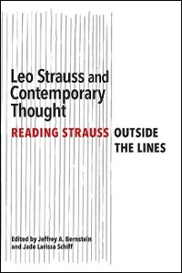 Cover Leo Strauss and Contemporary Thought