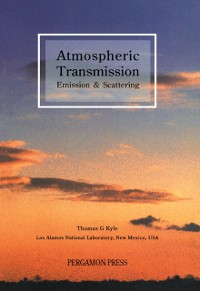 Cover Atmospheric Transmission, Emission and Scattering